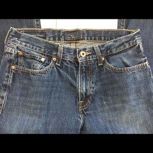 Lucky Brand Dark Wash Jeans Size 30